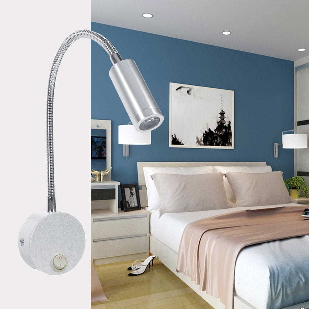 62 95 Costbuys Led Wall Light 1w 3w Ac85 265v Butterfly
