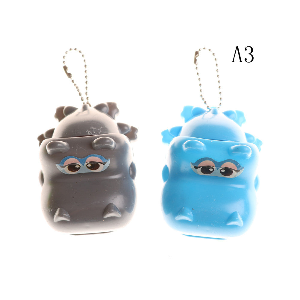 Costbuys  Gag Toy For Kids Children Play Fun Large Hippo Dog Lion Crocodile Shark Mouth Dentist Bite Finger Teeth Bar Games Toys