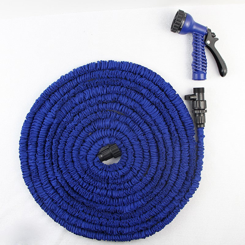 Costbuys  Garden hose water Hose watering & irrigation pipes with spray gun expandable car hose Garden supplies hoses Garden Ree