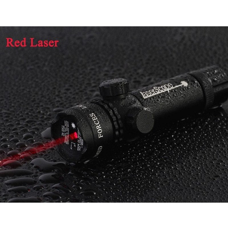 Costbuys  Green Red Laser Sight Lasers Pointer for  Pistol Gun Rifle Hunting Camp Aiming Positioning Spotting Search Equipment -