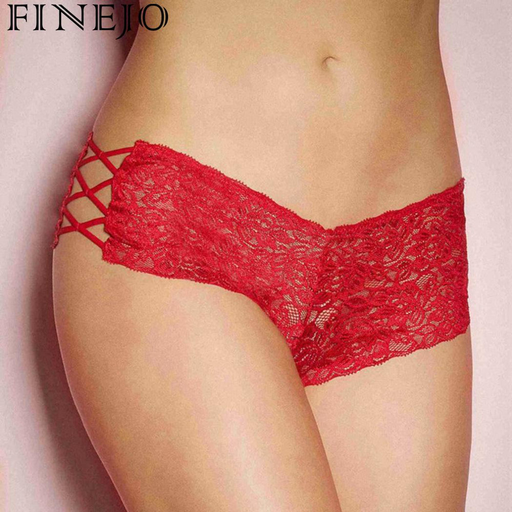 Sexy Panties Lace Briefs Female Underwear Women Thong Womens Brief Panties