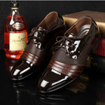 Leather Shoes For Men Young Version Of big Code Men Shoes  Latin Dance Shoes Banquet Dance Male