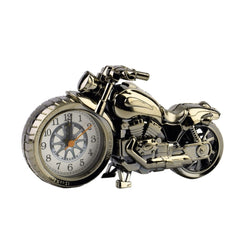 Watches Motorcycle Unisex Men Women Motorbike Pattern Alarm Clock Watch Creative Birthday Gift Promotion