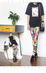 Sexy Highly Sizes Pants Woman's Leggings Womens Leggings Pants