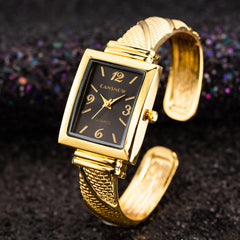 Luxury Bangle Watches Women Fashion Bracelet Watch Ladies Casual Quartz Wristwatch Female Dress Clock Gifts