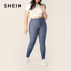 Plus Size High Waist Women Summer Leggings Womens Leggings Pants