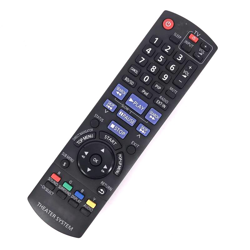 Costbuys  Original For Panasonic Home Theater System Remote Control Fernbedienung Home Audio & Video