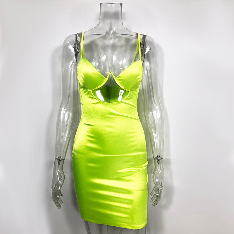 Sexy Bodycon Dress Summer Ladies Dresses Women Party Night