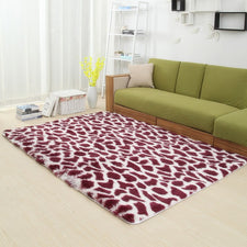 Shaggy Carpets For Living Room Soft Children's Rug Baby Crawling Mats Non-slip Bedroom Carpet Floor Mat Sofa Table Rugs