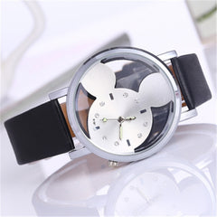 Fashion Women Watches Quartz Casual Watches Dial Leather Wrist Watches Women Dress Watch Ladies