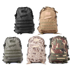 Multifunctional Travel Hiking Backpack Outdoor Camping Sports Backpack Large Capacity Military Tactical Bag