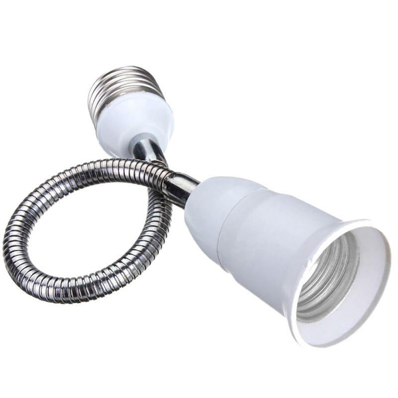 Costbuys  High Quality E27 LED Light Bulb Lamp Holder Flexible Extension Adapter Socket Home Accessories - China / 40CM