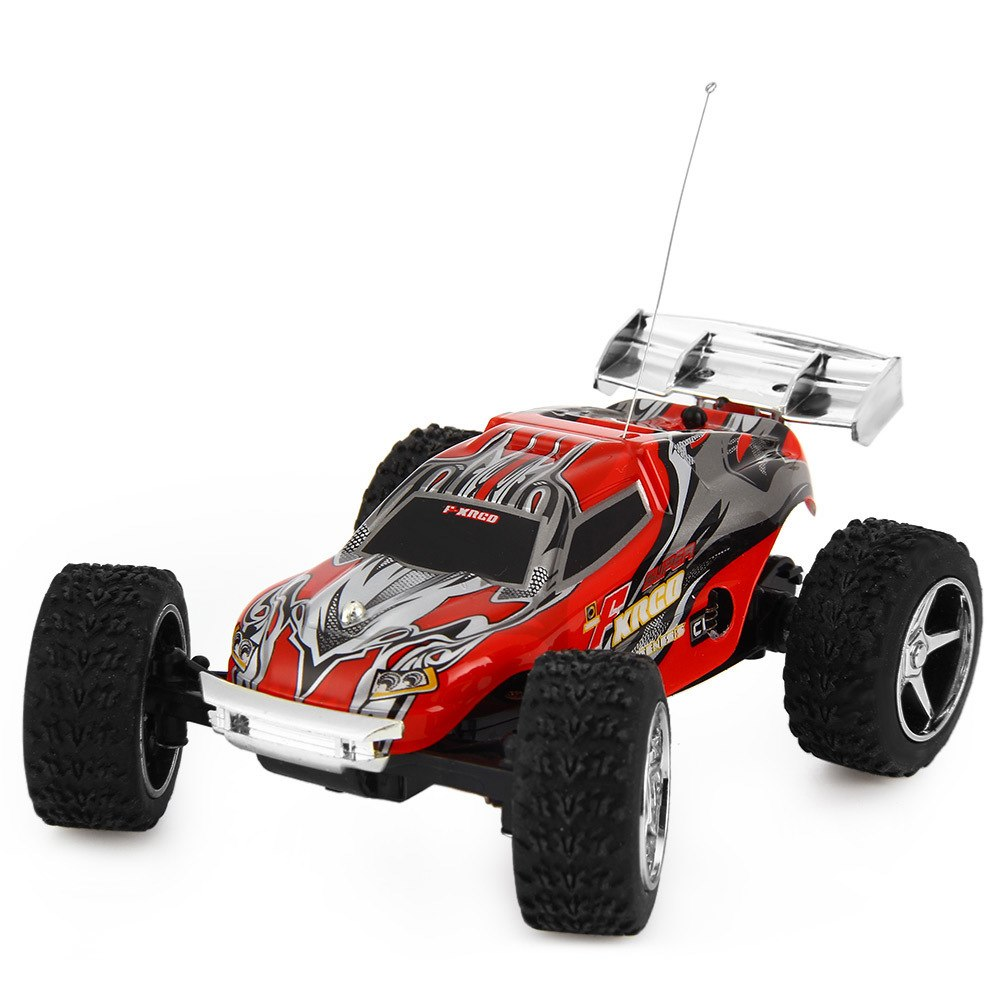 Costbuys  High Speed Mini RC Truck Super Car Toy Radio Control Off-Road Car Electric Cars for Kids Outdoor Fun Children's Toys G