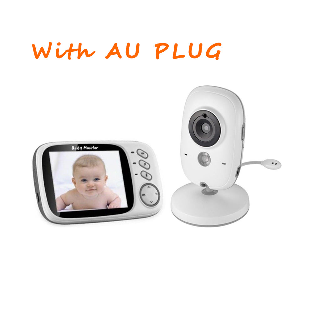 Costbuys  Home Security Baby Monitor 3.2inch Displayer Night Vision Camera Wireless Mini Camera Surveillance Night Vision Camera