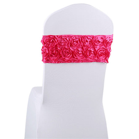 Costbuys  Hot ! Home Wedding Decoration Chair Cover Sash Home Party Banquet 9 colors Fashion Generous Home Decor Chair Sashes 10