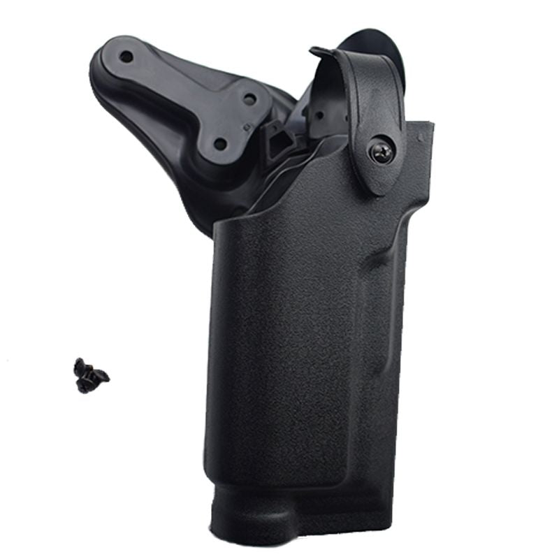Costbuys  Hunting Pistol Gun Holsters Military Army Pistol Belt Holster For Tactical Beratta M9 92 96 Gun Holster Bearing Flashl