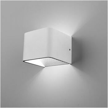 Costbuys  Indoor Lighting LED WALL Lights 3w warm white - White / 0-5W / Warm White (2700-3500K)