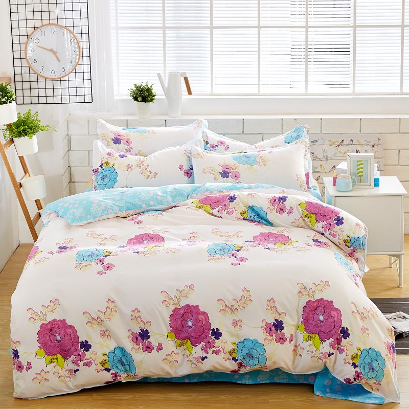 Costbuys  Juwenin Home Promotion !!! Bedding bed linen 3/4pcs Bedding Set duvet set bed set bed linen 70 1 - as_0 / Full_0