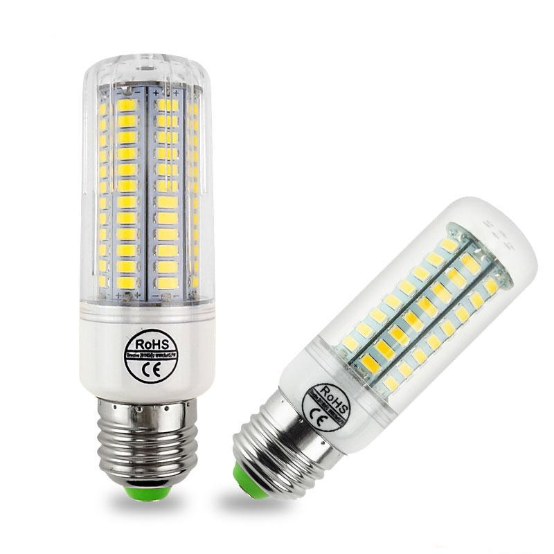 Costbuys  LED Corn Bulb E27 E14 G9 LED Lamp 220V 110V LED Bulb Light 24 36 48 56 69 LEDs Chandelier Candle Ampoule Bombillas Lam