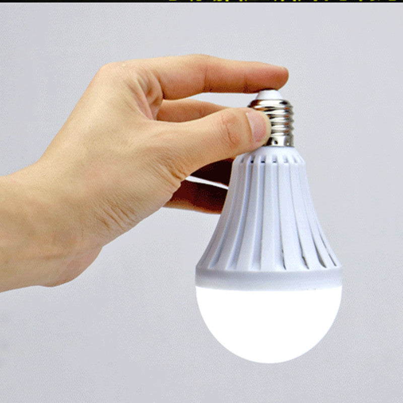 Costbuys  LED Smart Bulb E27 7W 9W 12W led emergency light rechargeable Battery lighting Lamp for home indoor lighting bombillas