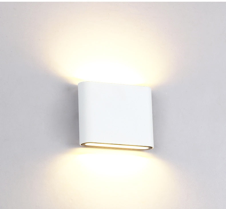 Costbuys  LED Wall Light Lamp Waterproof 6W 12W COB Led Sconces Modern Home Lighting Indoor Outdoor Decoration Wall Lights - wal