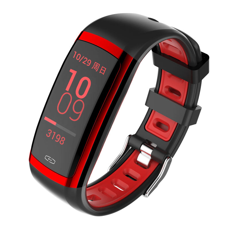 Costbuys  New Healthy Smart Band Blood Pressure And Heart Rate IP67 Waterproof Bracelet Sport Watch Fitness Tracker For Men Wome