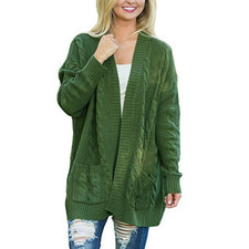 Cardigan Women Long Sleeve Casual Sweater And Cardigans
