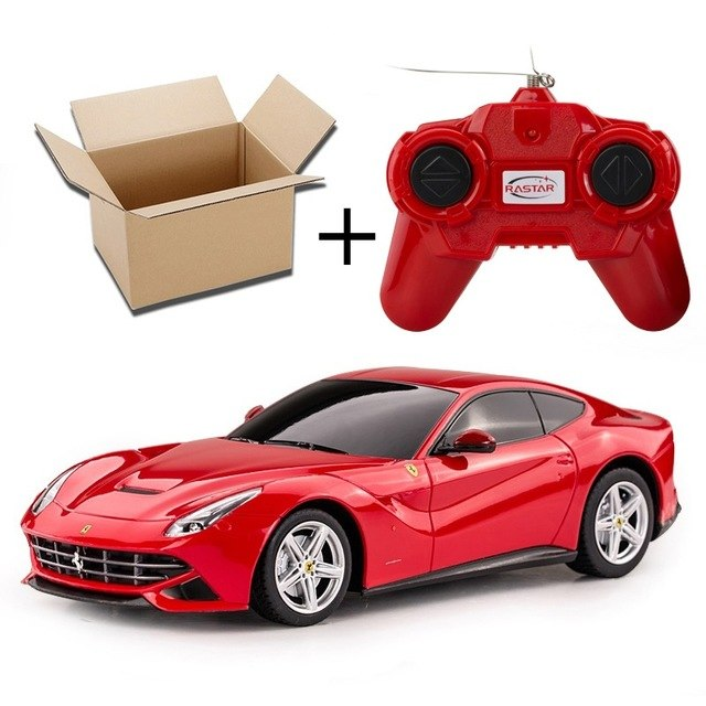 Costbuys  Licensed Rastar 1:24 RC Car 4CH Remote Control Toys Radio Control Cars Toys For Boys Kids Christmas Gifts 48100 - 4810