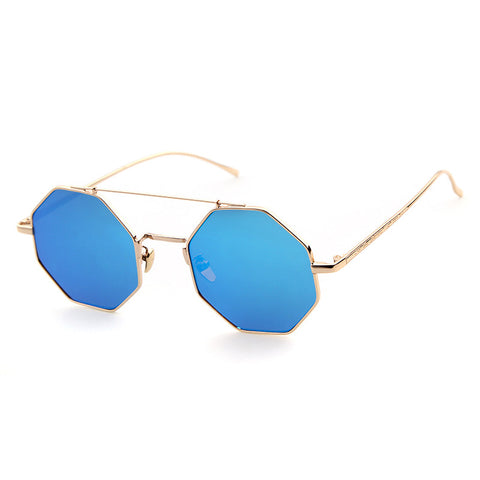 Cat Eye Sunglasses White Tea For Women  Color Glasses  Female Shades