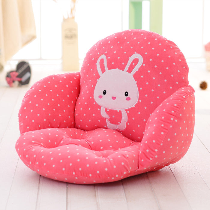 Costbuys  Lovely Cartoon Chair Cushion for Home Decor and Office, Thicken Seat Pad Sofa Home Decorative Pillow Car Seat - lititu