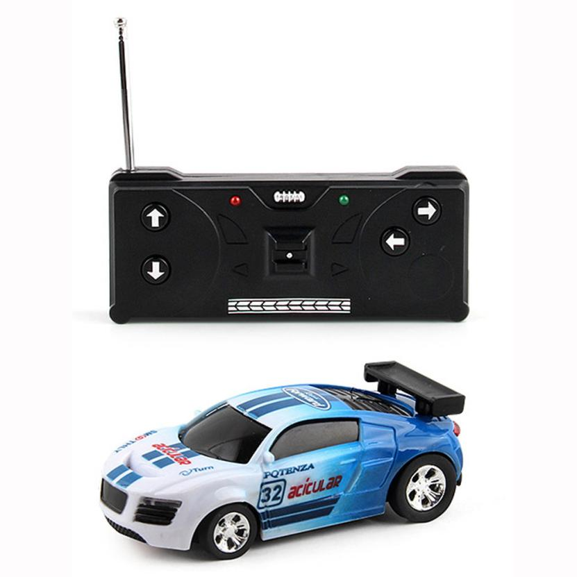 Costbuys  Low Price Multicolor Can Mini Speed RC Radio Remote Control Micro Racing Car Toy Gift Stress Relief Stress Relief Toy