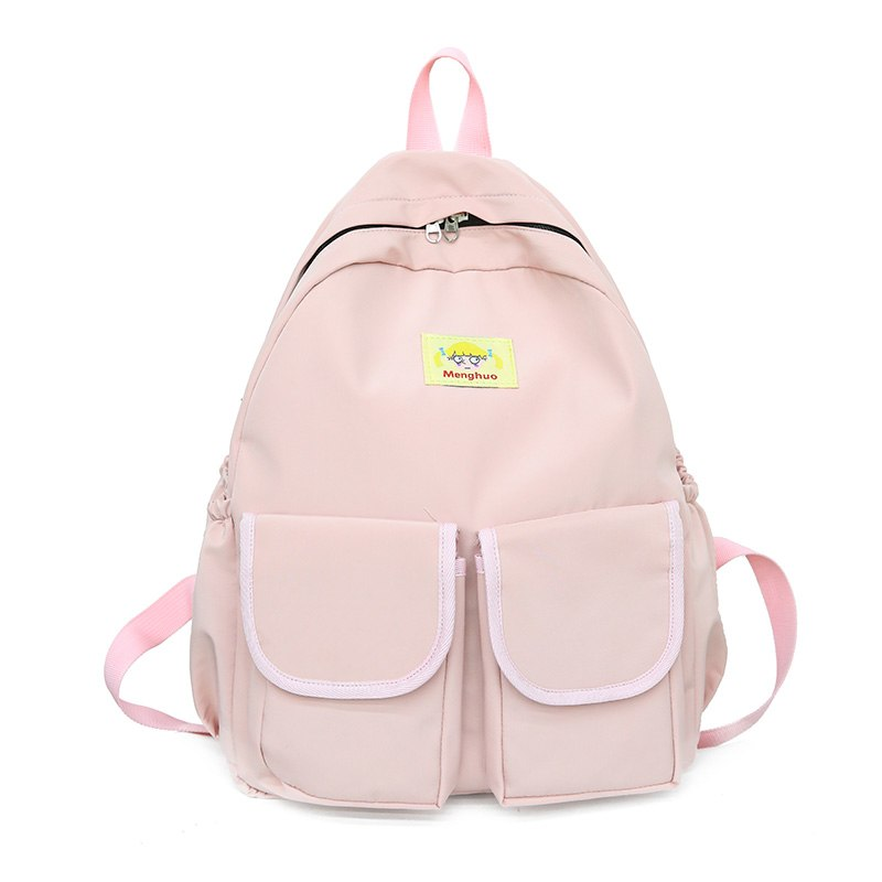 Costbuys  Women Backpacks for School Teenagers Girls Preppy Style School Bag Ladies Soft Fabric Backpack Female Book bag Mochila