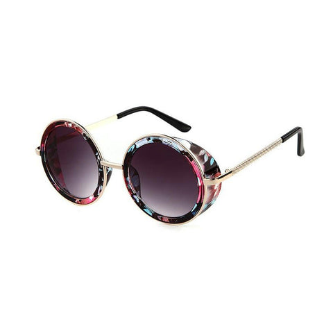 Round Sunglasses Women