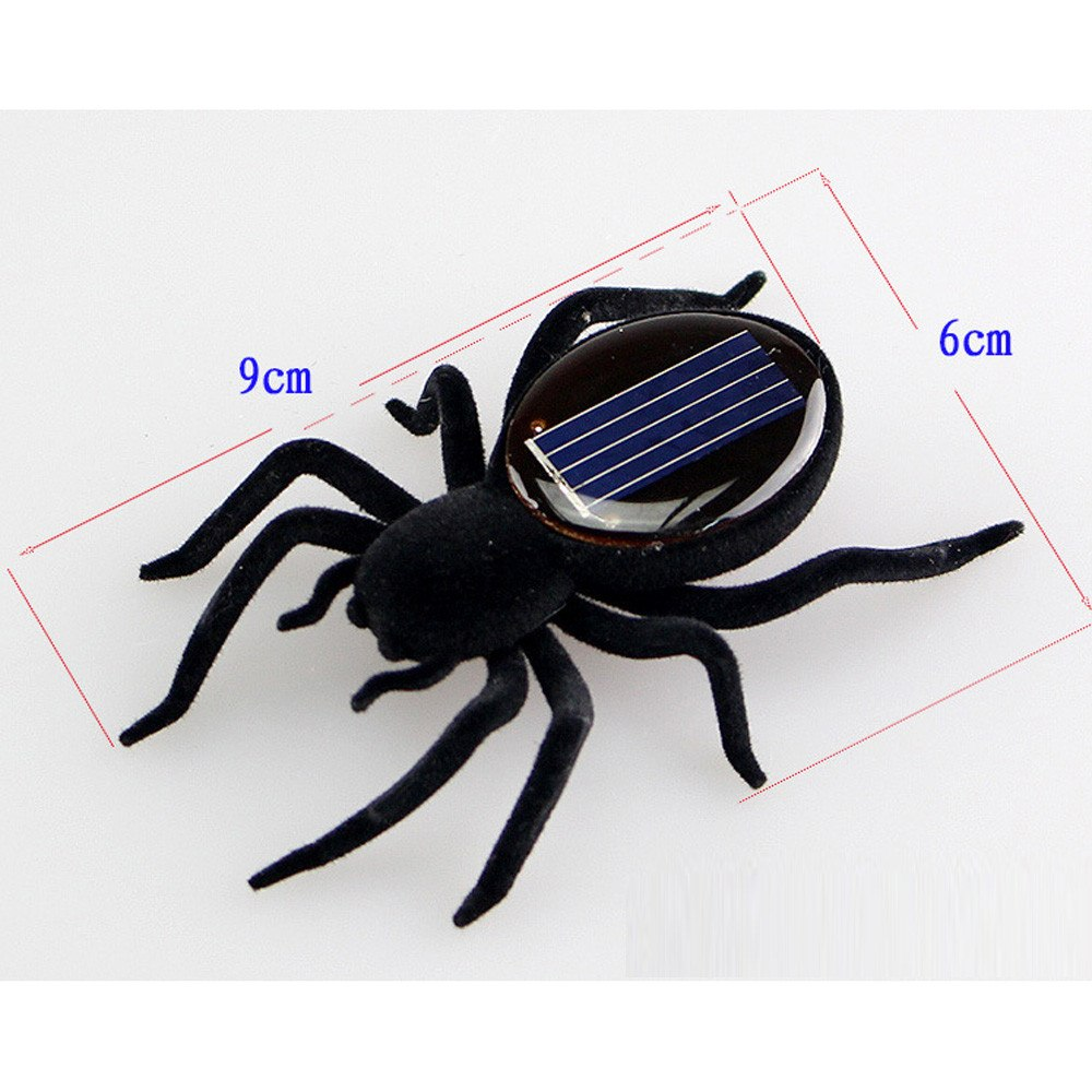 Costbuys  Smallest Solar Power Mini Toy Car Spider Grasshopper Racer Educational Solar Powered Toy Gadget Gift Children's toys #