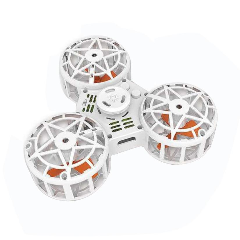 Costbuys  New Tiny Toy Drone Flying Fidget Spinner Stress Relief Gift Flying  Gyroscop Toy Fidget Spinner Stress Relief Toy - wh