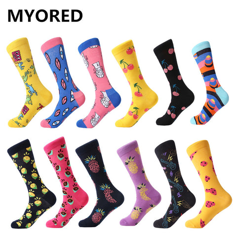 3Pairs Women Socks With 3D Print Animal Funny Casual Socks Female Cute Ladies Christmas Socks For Women Calcetines Mujer Sock