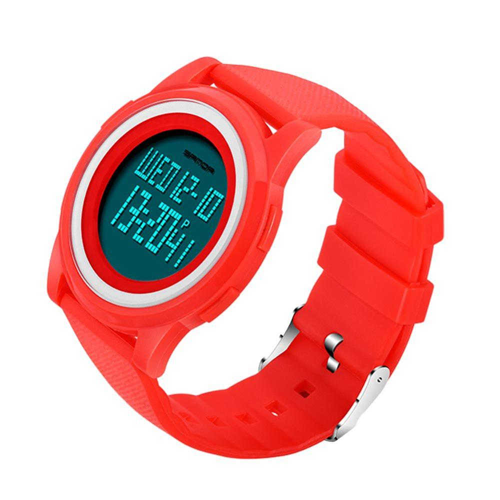 Costbuys  Men Digital Watches Outdoor Sports Watches LED Electronic Watch Chronograph Clocks - R