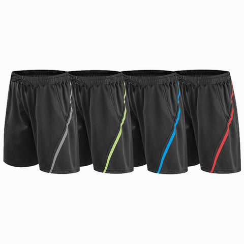 2 in 1 Women Sports Running Shorts Breathable Double Layer Jogging Fitness Shorts Quick Drying Gym Athletic Tight Shorts