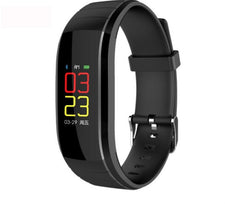 Men Sport Bracelet Smart Watch Women Bluetooth LED Wristband Heart Rate Blood Pressure Step Clock intelligent For iOS Android