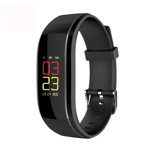 Costbuys  Men Sport Bracelet Smart Watch Women Bluetooth LED Wristband Heart Rate Blood Pressure Step Clock intelligent For iOS