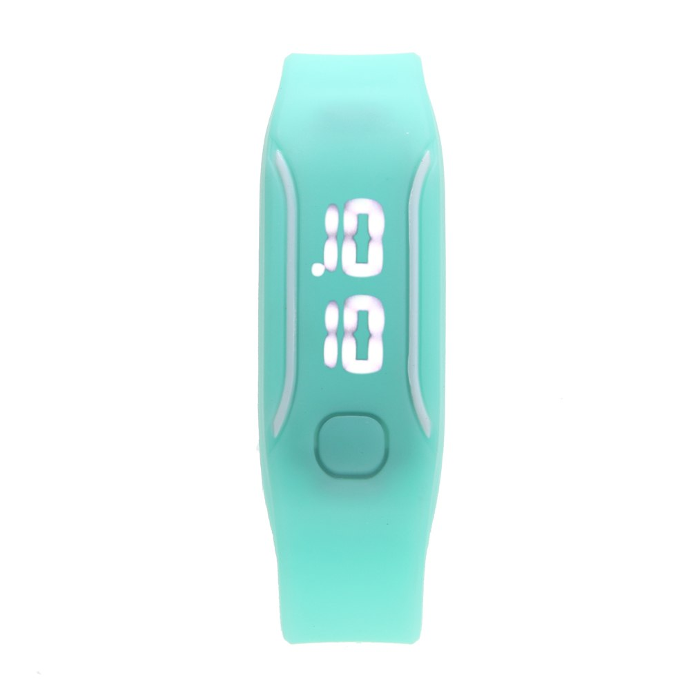 Costbuys  Men Sports Watch Digital Watch Women LED Rubber Band Watch with Backlight Kids Watches Boys Girls reloj digital mujer