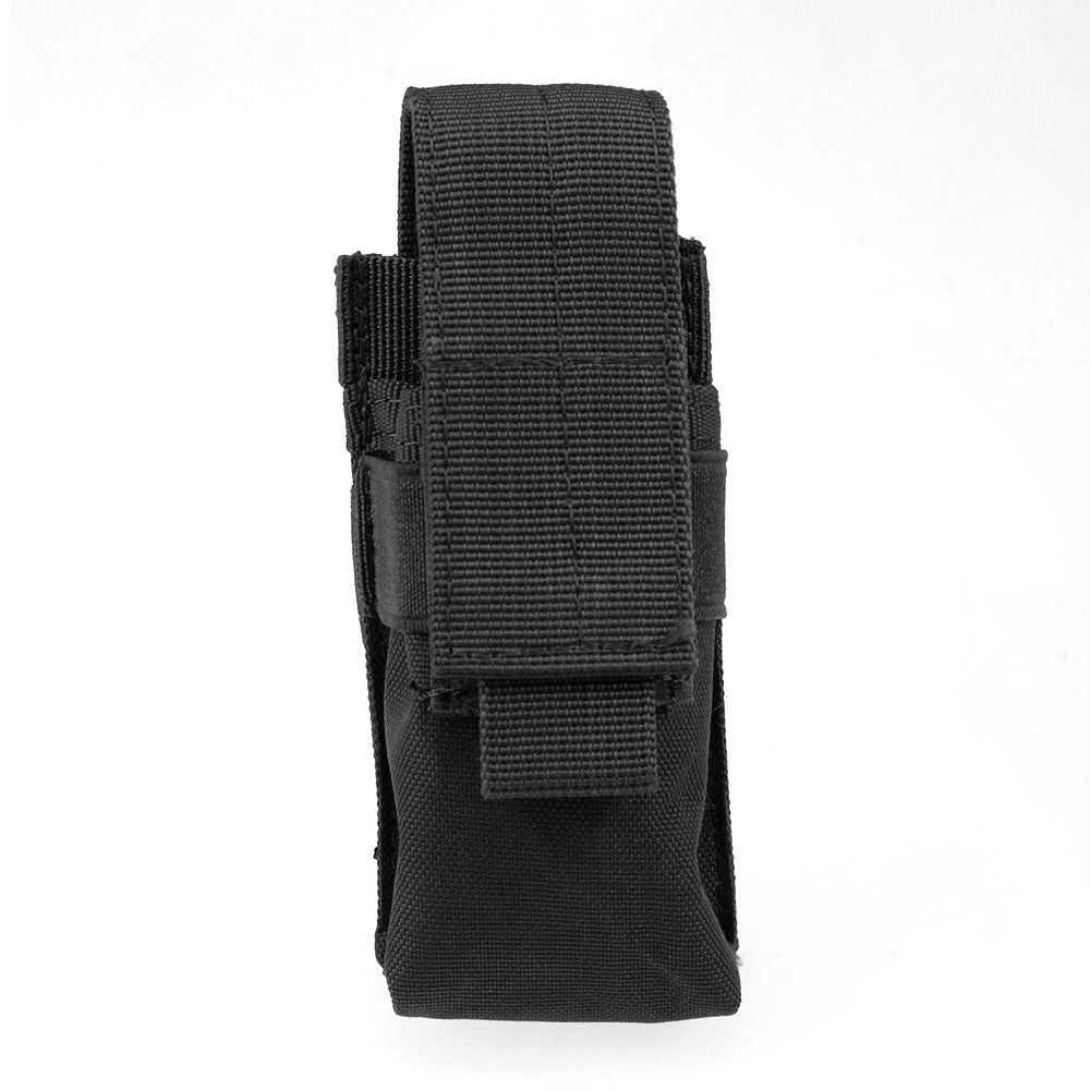 Costbuys  Military Function Pouch Tactical Magazine flashlight Holster Pouch Nylon Hunting Accessories Tool Waist Bag Black