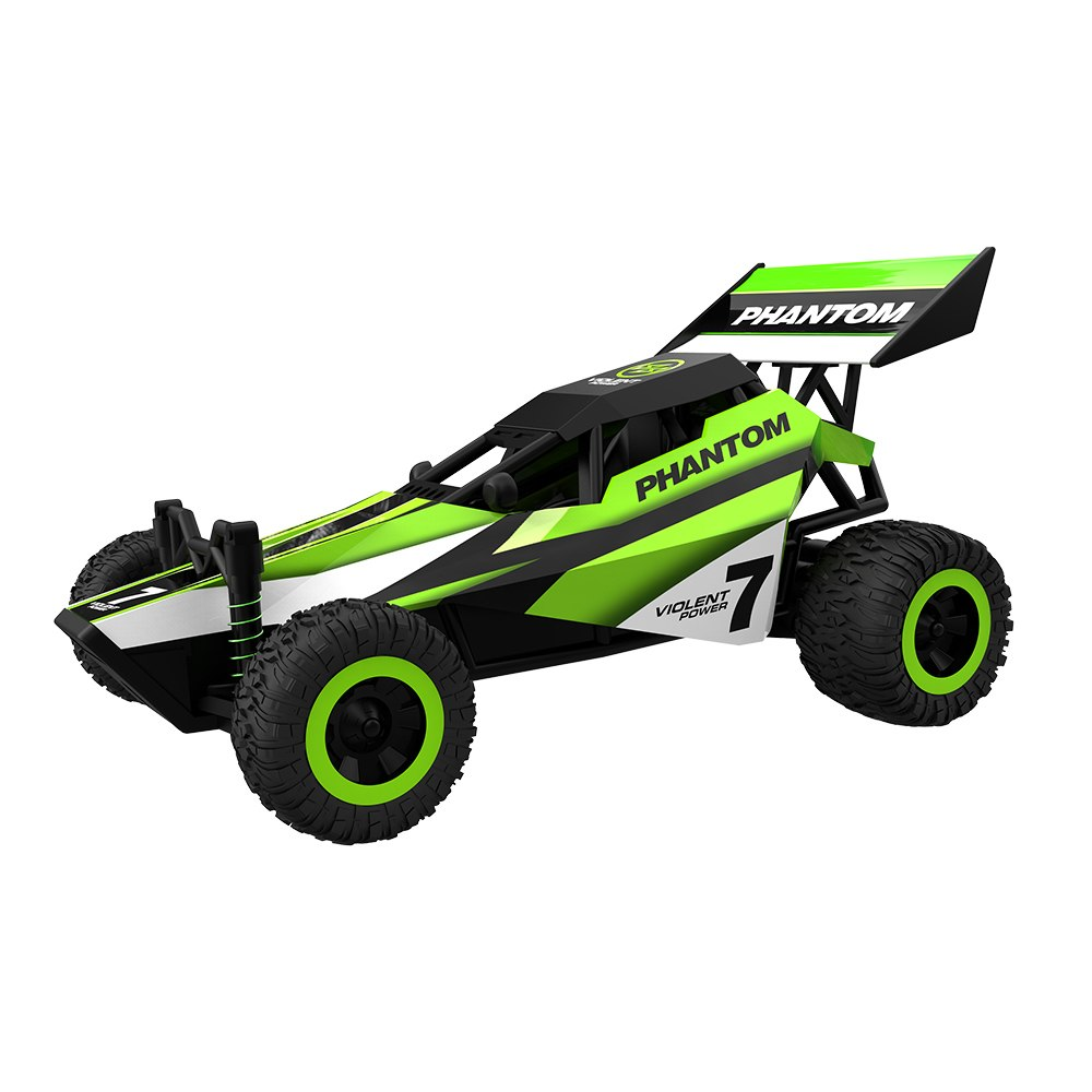 Costbuys  Mini Pocket RC Racing Car 1/32 2.4GHz 2WD Buggy RC Car Stunt Boy Toy Remote High Speed Control Car Model Toys - Green