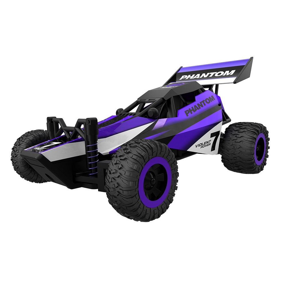Costbuys  Mini Pocket RC Racing Car 1/32 2.4GHz 2WD Buggy RC Car Stunt Boy Toy Remote High Speed Control Car Model Toys - Purple