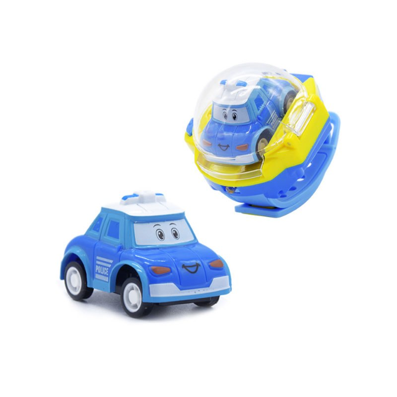 Costbuys  Mini RC Car Gesture Control Radio Watch Controller Gravity Sensor Remote Control Car Toys For Children Gift - Blue