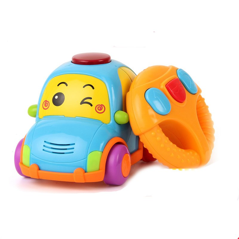 Costbuys  Mini Rc Car Music Car Wireless Radio-controlled Cars Model Radio Machine Toys For Children Machine On The Remote Contr