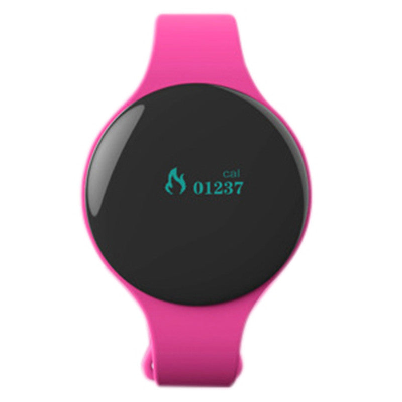 Costbuys  Monitor Pedometer Women Smart Bracelet Black Silicone Band Outdoor Men Sport Smart Watches Bluetooth Bracelets for Ios