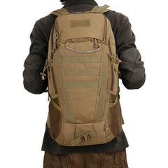 Multi-functional Bag Camo Shoulder Bag Large Capacity Handbag and Backpack Outdoor Sports Backpack Mountaineering Travel Bag