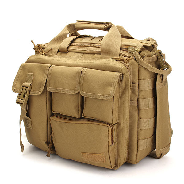 Costbuys  Multifuntion Military Tactical Backpack Rucksack Climbing Bag Outdoor Molle Bags Sports Camping Travel Hiking laptop C