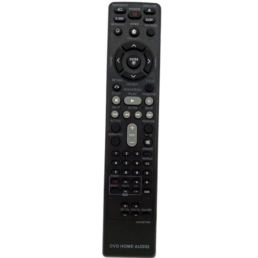 Costbuys  NEW Generic AKB70877935 remote control use for LG Home Theater System DVD Home Audio Remote Control Fernbedienung